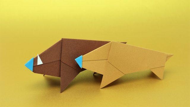 折紙で暇つぶし