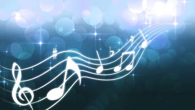 音楽を聴いて暇つぶし