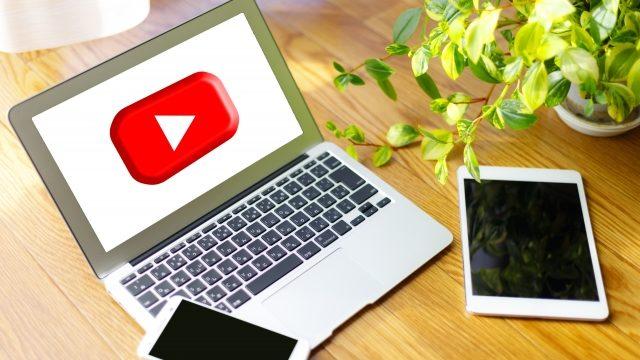 YouTubeで暇つぶし